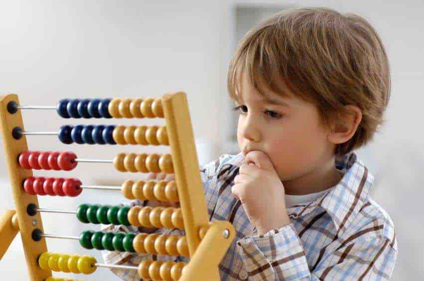 certification in abacus for very young kids to nurture the mathematical skills